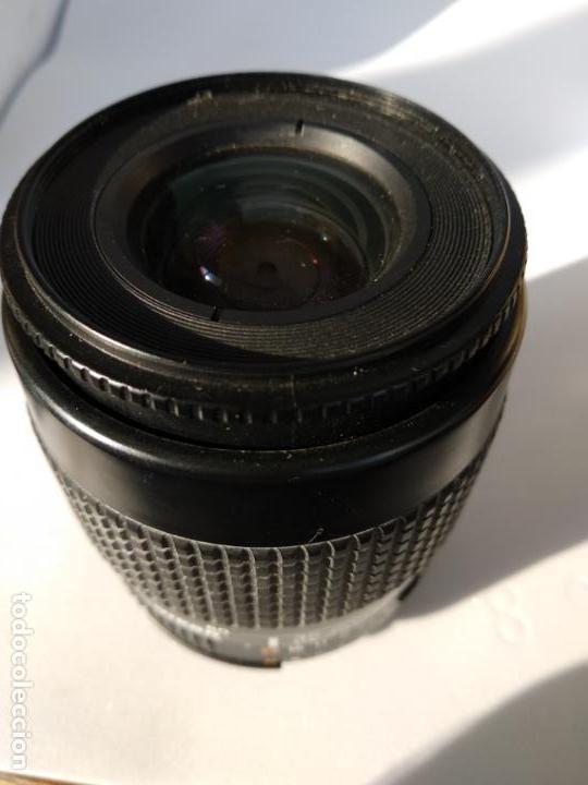 Cámara de fotos: Cámara Nikon F50 objetivo Nikkor 35-80 funcionando - Foto 5 - 134889218