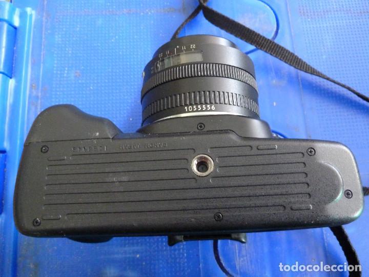 Cámara de fotos: CAMARA DE FOTOS CANON EOS 750 - Foto 11 - 136348362