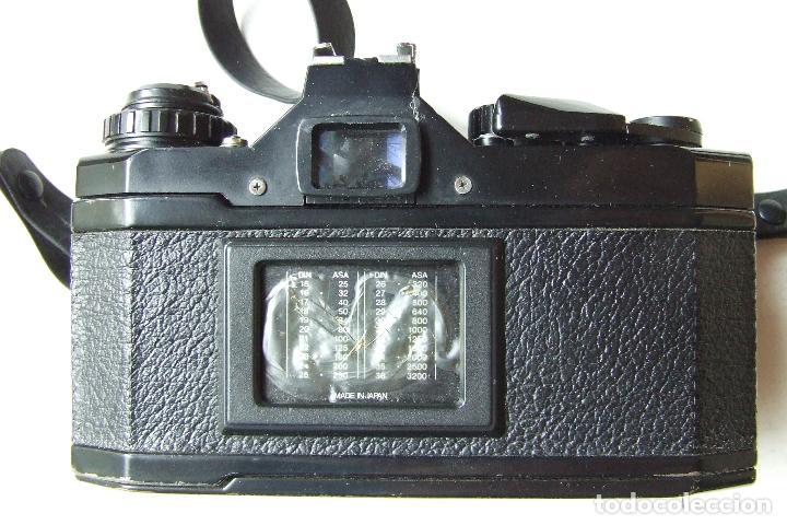 Cámara de fotos: ANTIGUA CAMARA COSINA CT-4 CON OBJETIVO TOSHINAY FLASH PANASONIC EN SU FUNDA - Foto 4 - 136398390