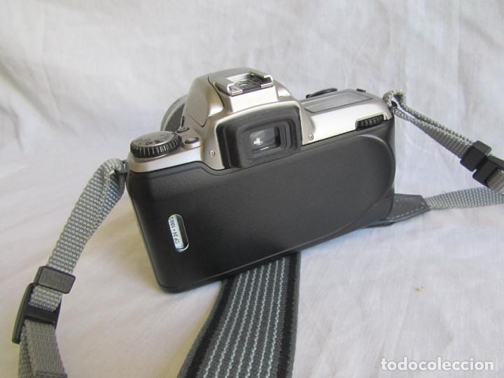 Cámara de fotos: Cámara Nikon F65 + funda + Instrucciones. Funciona perfectamente. - Foto 6 - 138664474
