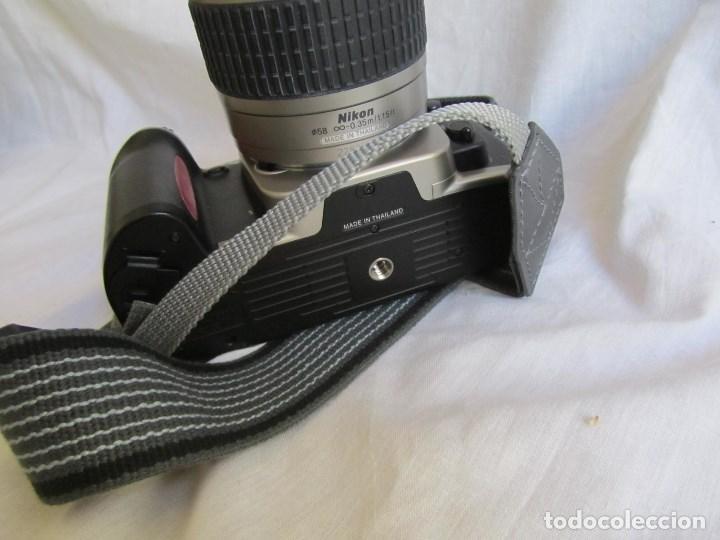 Cámara de fotos: Cámara Nikon F65 + funda + Instrucciones. Funciona perfectamente. - Foto 7 - 138664474