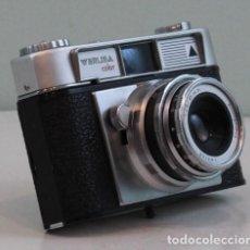 Cámara de fotos - Cámara fotográfica Werlisa-Color, con estuche original - 138990626