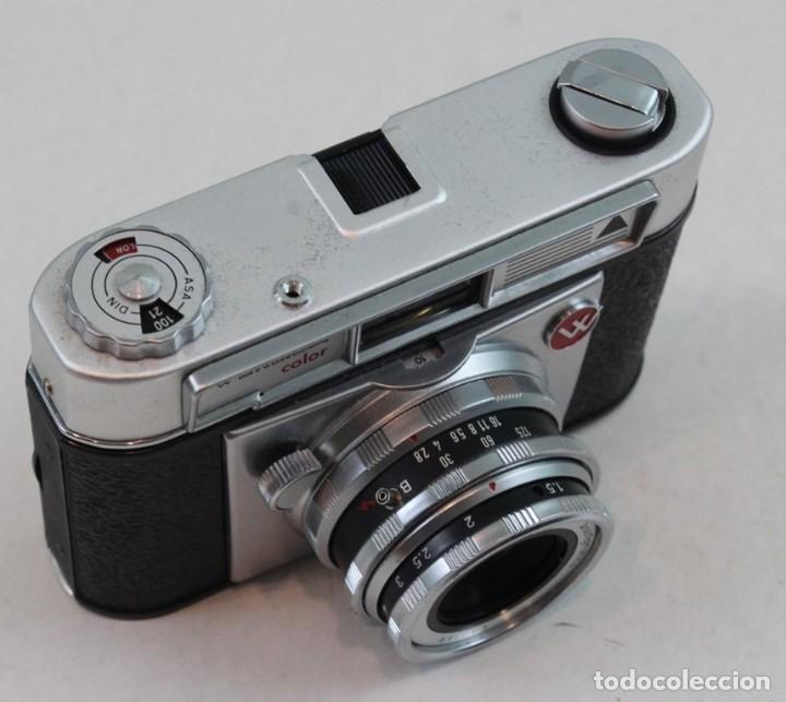 Cámara de fotos: Cámara fotográfica Werlisa-Color, con estuche original - Foto 4 - 138990626