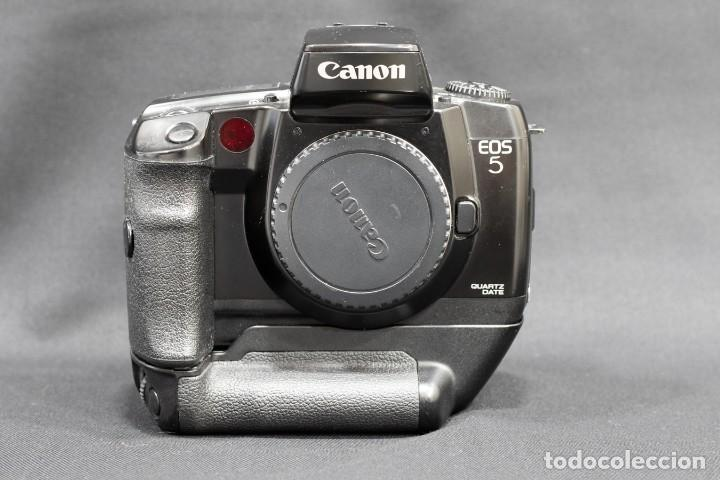 CÁMARA CANON EOS 5 - ANALÓGICA (FILM) (Cámaras Fotográficas - Réflex (autofoco))