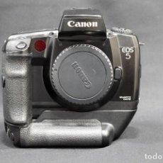 Cámara de fotos: CÁMARA CANON EOS 5 - ANALÓGICA (FILM). Lote 140054542