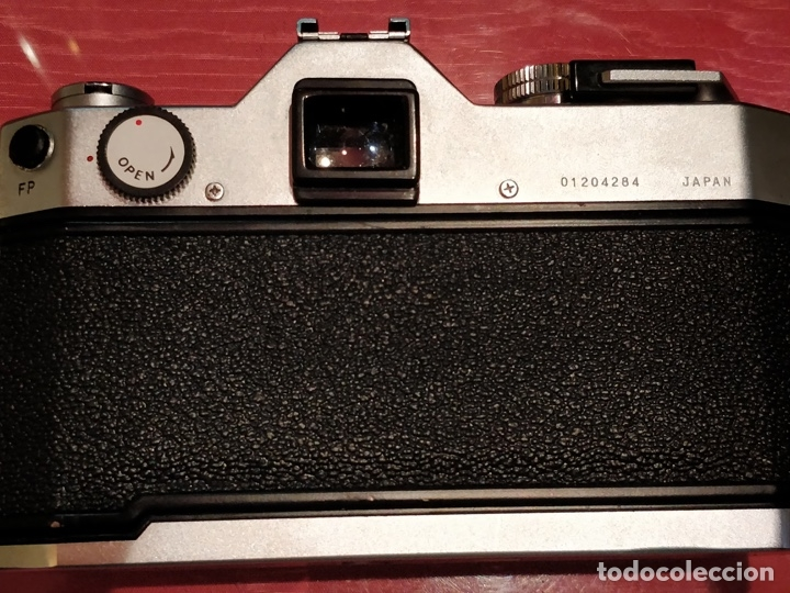 Cámara de fotos: Camara Reflex Yashica, con objetivo Auto Yashinon DX 1,4 200mm. - Foto 8 - 37121992