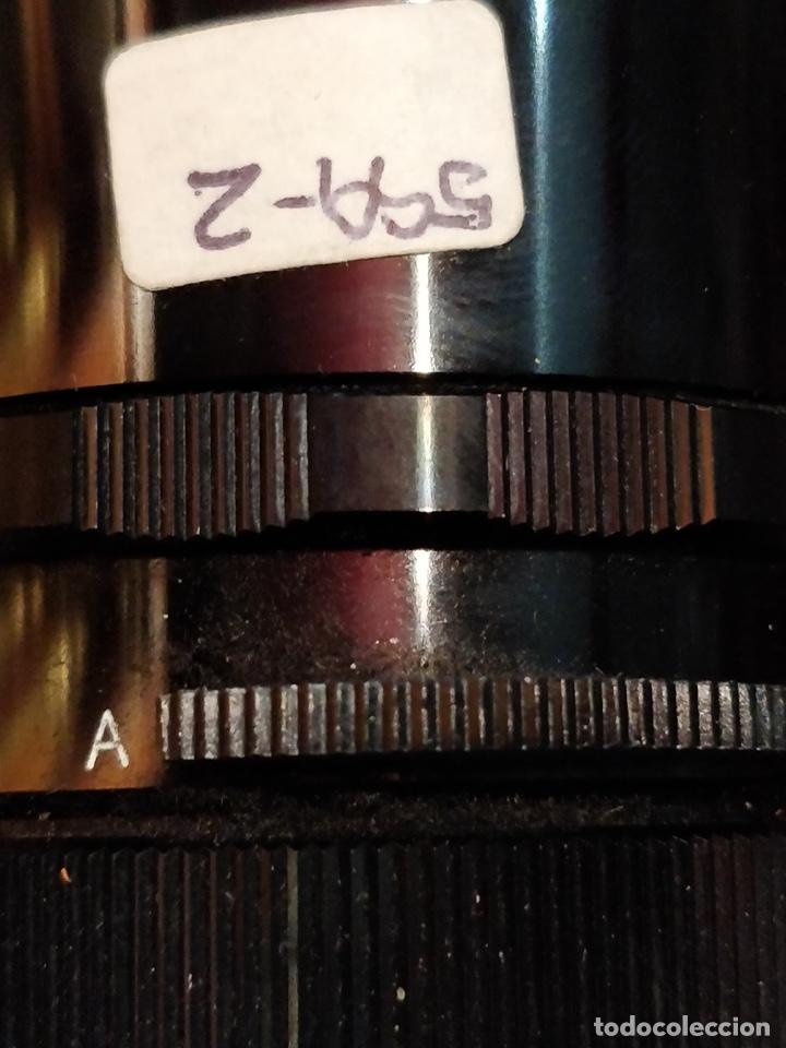 Cámara de fotos: Camara Reflex Yashica, con objetivo Auto Yashinon DX 1,4 200mm. - Foto 20 - 37121992