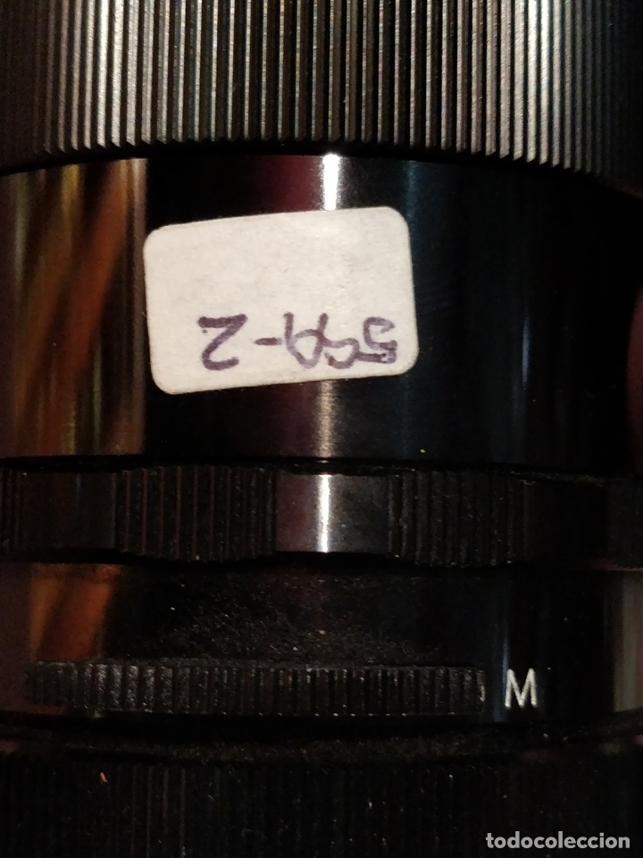 Cámara de fotos: Camara Reflex Yashica, con objetivo Auto Yashinon DX 1,4 200mm. - Foto 21 - 37121992