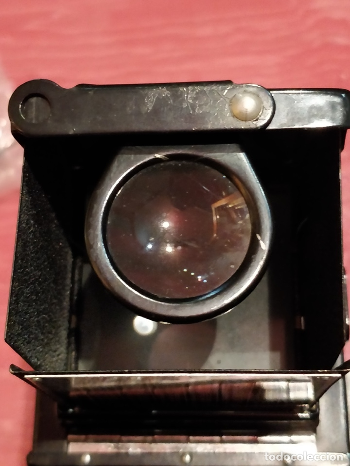 Cámara de fotos: Cámara fotográfica alemana Flexora Lipca, en buen estado, con funda, caja original y disparadores. - Foto 15 - 42412431