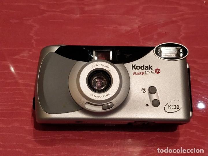 Cámara de fotos: Lote 3 cámaras. Samsung FINO 40s, KODAK EasyLoad 35 y CANON Prima 5 - Foto 2 - 111102943