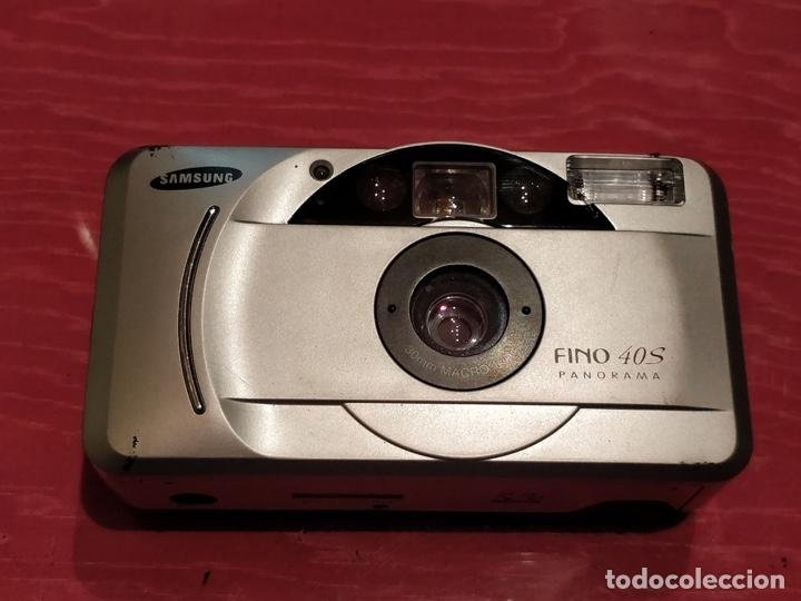 Cámara de fotos: Lote 3 cámaras. Samsung FINO 40s, KODAK EasyLoad 35 y CANON Prima 5 - Foto 7 - 111102943