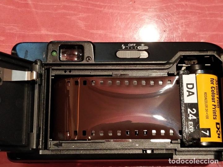 Cámara de fotos: Lote 3 cámaras. Samsung FINO 40s, KODAK EasyLoad 35 y CANON Prima 5 - Foto 17 - 111102943