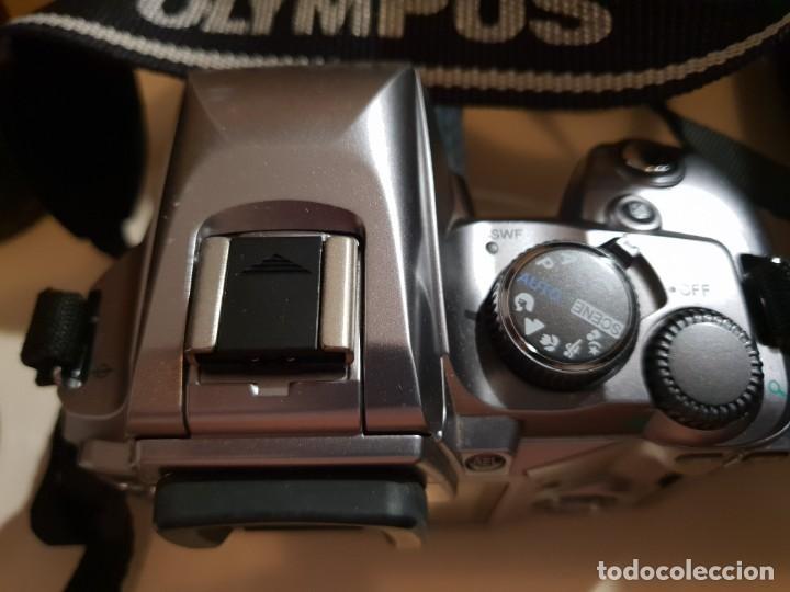 Cámara de fotos: maquina de fotos reflex olimpus,esta nueva.modelo E-500,tripode y otro lente aparte - Foto 8 - 143852166