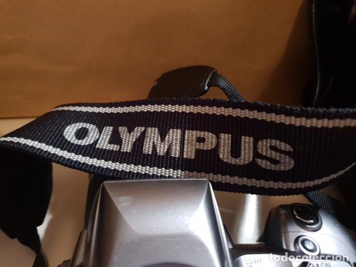 Cámara de fotos: maquina de fotos reflex olimpus,esta nueva.modelo E-500,tripode y otro lente aparte - Foto 10 - 143852166