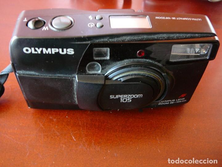 OLYMPUS ZOOM 115 (Cámaras Fotográficas - Réflex (autofoco))