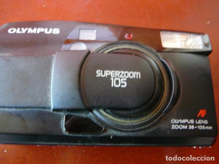 Cámara de fotos: Olympus Zoom 115 - Foto 2 - 144086346