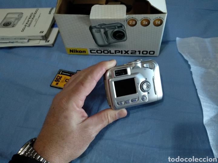 Cámara de fotos: Cámara Nikon coolpix 2100 - Foto 5 - 144545580