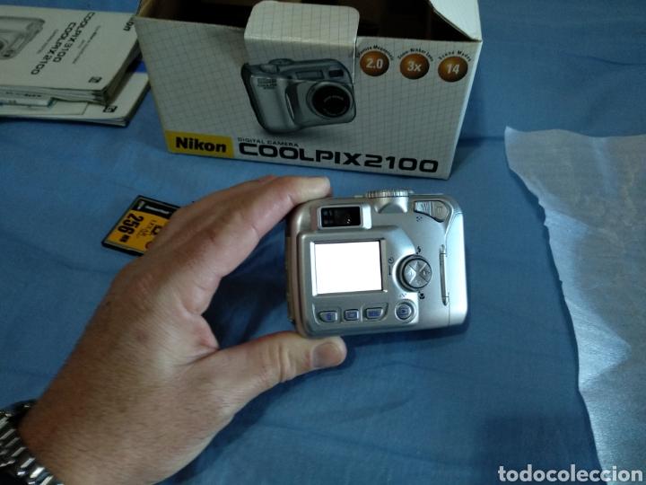 Cámara de fotos: Cámara Nikon coolpix 2100 - Foto 6 - 144545580