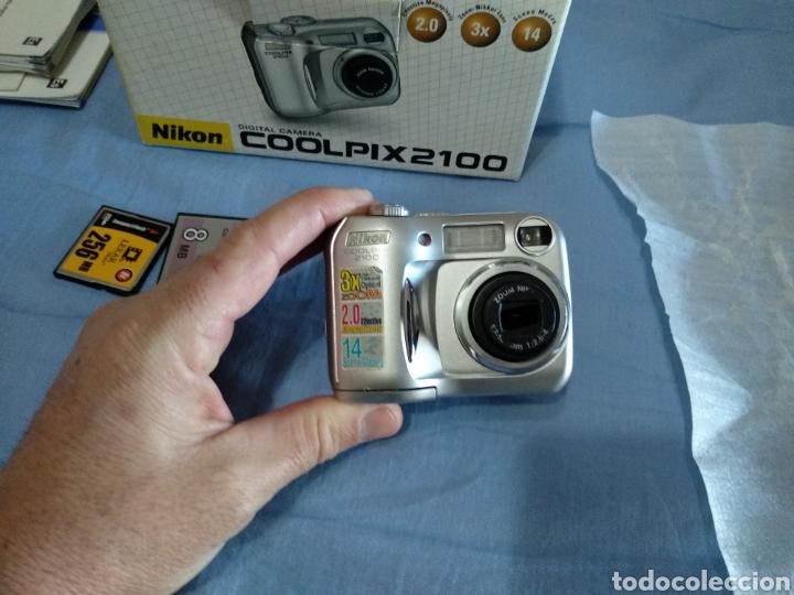 Cámara de fotos: Cámara Nikon coolpix 2100 - Foto 7 - 144545580