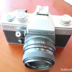 Cámara de fotos: PRAKTICA MTL·3. Lote 145600994