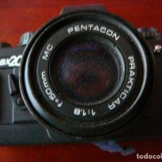 Cámara de fotos: PRAKTICA BX20. Lote 145634930