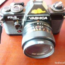 Cámara de fotos: YASHICA FX-D QUARZT. Lote 145636254