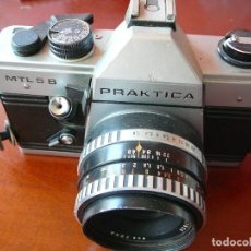 Cámara de fotos: PRAKTICA MTL5 B. Lote 145637158