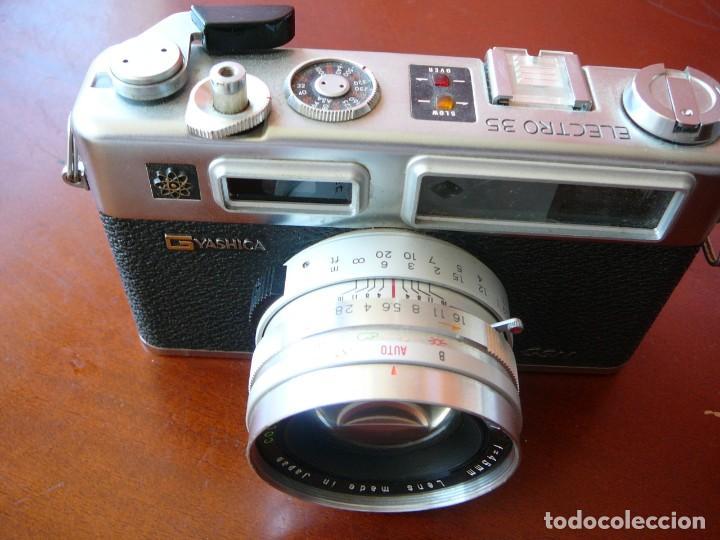 YASHICA ELECTRO35 (Cámaras Fotográficas - Réflex (autofoco))