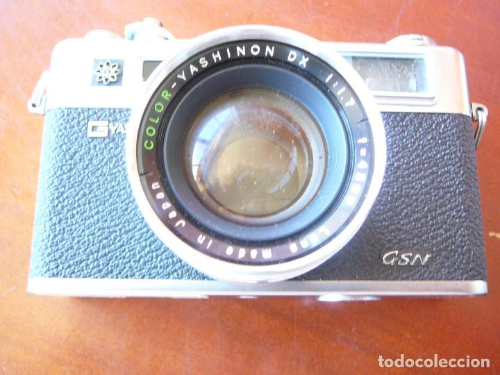Cámara de fotos: Yashica Electro35 - Foto 2 - 145640310