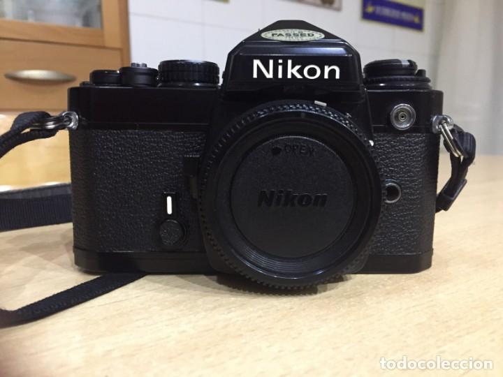 NIKON FE (Cámaras Fotográficas - Réflex (autofoco))