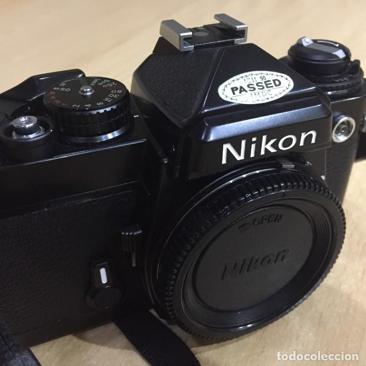 Cámara de fotos: NIKON FE - Foto 2 - 146190186