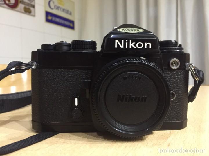 Cámara de fotos: NIKON FE - Foto 3 - 146190186