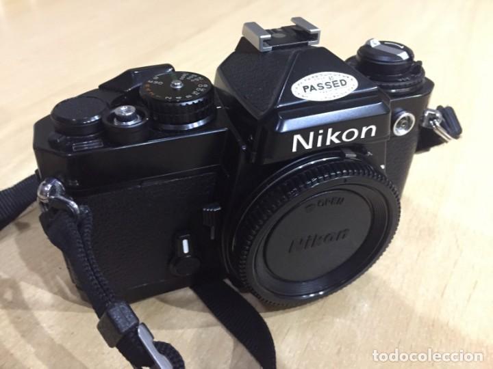 Cámara de fotos: NIKON FE - Foto 7 - 146190186