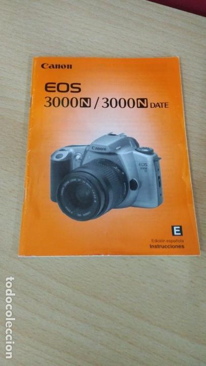Cámara de fotos: EXCELENTE LOTE CANON EOS 3000N CON CANON ZOOM 28-80 mm- Regalo 75-300mm, Y MAS COSAS - Foto 10 - 146542454