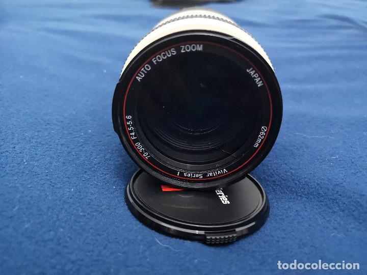 Cámara de fotos: Nikon D3200 mas 2 Objetivos y Bolsa (ver Descripcion) - Foto 6 - 147350926