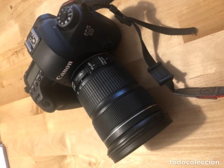 CANON EOS 6D (Cámaras Fotográficas - Réflex (autofoco))