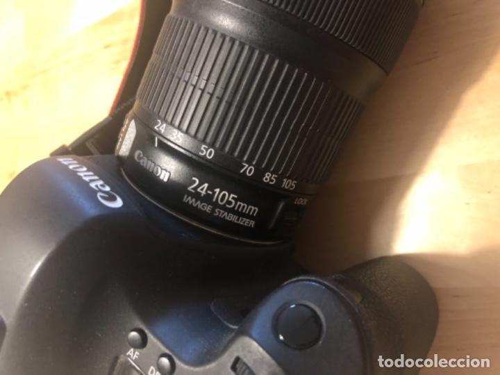 Cámara de fotos: Canon EOS 6D - Foto 4 - 147940090
