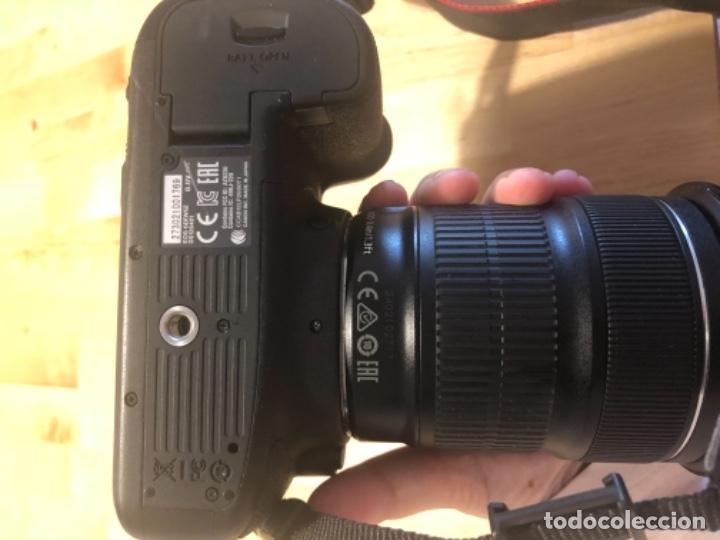 Cámara de fotos: Canon EOS 6D - Foto 5 - 147940090