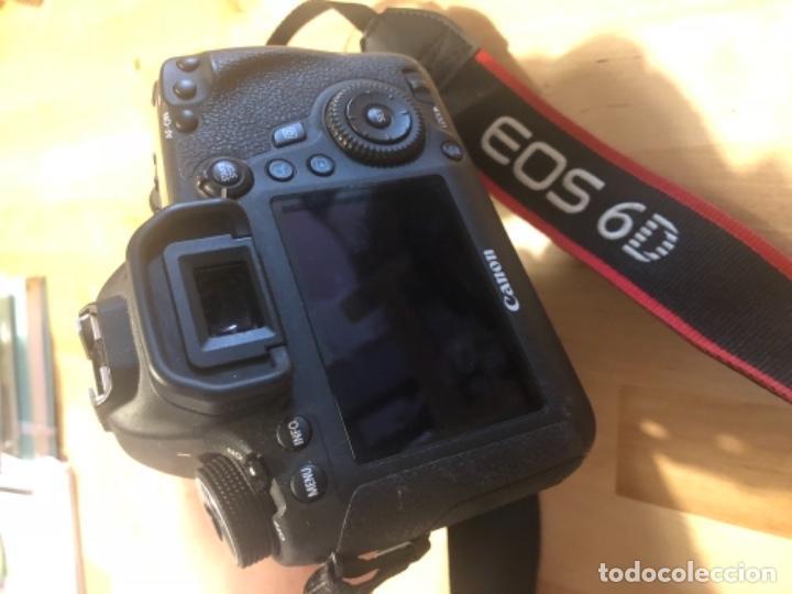 Cámara de fotos: Canon EOS 6D - Foto 6 - 147940090