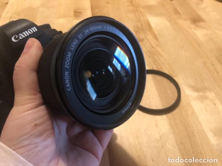 Cámara de fotos: Canon EOS 6D - Foto 9 - 147940090
