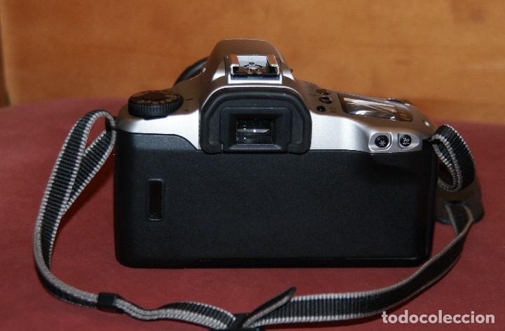 Cámara de fotos: CAMARA DE FOTOS ANALOGICA REFLEX CANON EOS 3000 CON OBJETIVO 28 - 80 1: 3.5 - 5.6 USADA TAL Y COMO - Foto 5 - 148707630