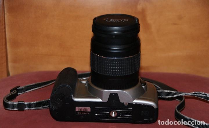Cámara de fotos: CAMARA DE FOTOS ANALOGICA REFLEX CANON EOS 3000 CON OBJETIVO 28 - 80 1: 3.5 - 5.6 USADA TAL Y COMO - Foto 6 - 148707630