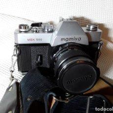 Cámara de fotos: MAMIYA MSX 1000. Lote 148776998