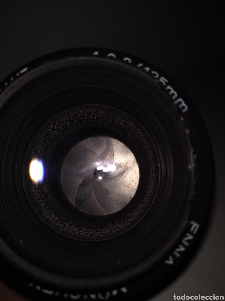 Cámara de fotos: Objetivo munchen 135mm 2.8 nikon canon - Foto 2 - 149608117