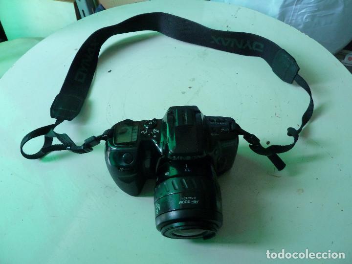 CAMARA DE FOTOS MINOLTA DYNAX 500SI (Cámaras Fotográficas - Réflex (autofoco))