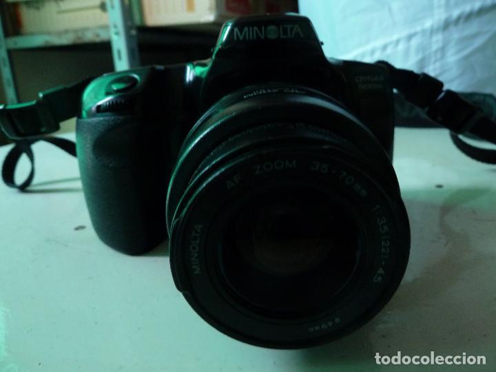 Cámara de fotos: CAMARA DE FOTOS MINOLTA DYNAX 500si - Foto 2 - 150568470