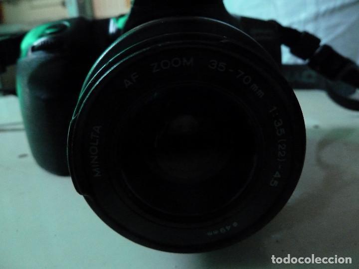 Cámara de fotos: CAMARA DE FOTOS MINOLTA DYNAX 500si - Foto 3 - 150568470