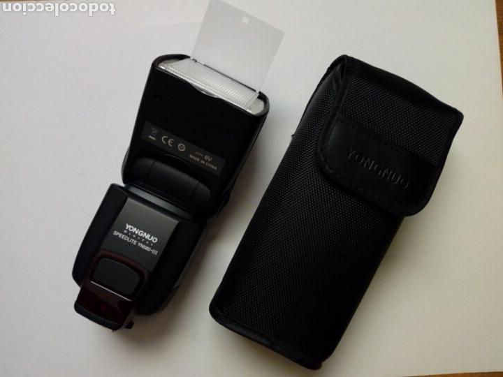 Cámara de fotos: Flash para cámara digital: YONGNUO Speedlite YN560 - III --- Strobist --- Canon Nikon Pentax - - Foto 3 - 151213198