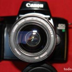 Cámara de fotos: CANON EOS 1000F- FUNCIONANDO + OBJETIVO 28-80 F3.5-5.6 II. Lote 152541122