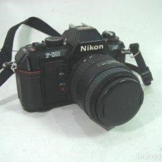 Cámara de fotos: NIKON F-501 - CUERPO CAMARA FOTOS 35MM - FOTOGRAFICA 35 M - REFLEX SLR F501. Lote 153591738